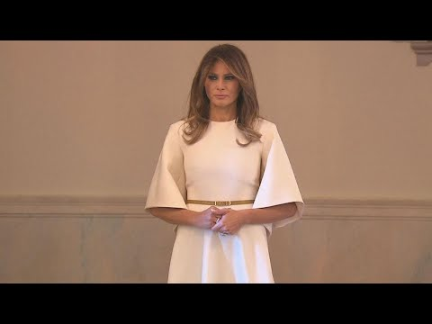 Melania Trump is 'Honored' By Her Role as First Lady, Despite Magazine Article