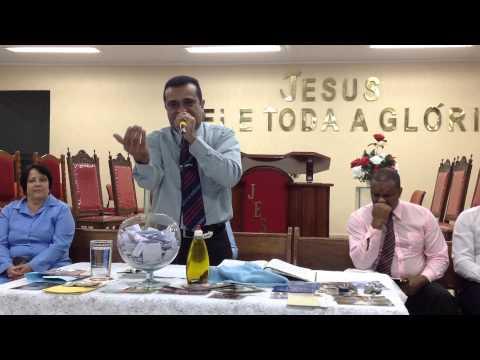 Assembléia de Deus da Mucuripe - Palavra com Pr. Luis Fabiano