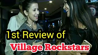 1 st Review of Village Rockstars