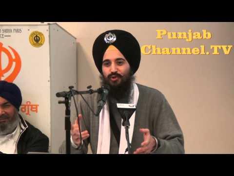 Bhai Manvir Singh UK. Welcome to Punjab Channel.TV