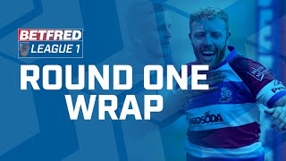 Betfred League 1 Wrap | Round One
