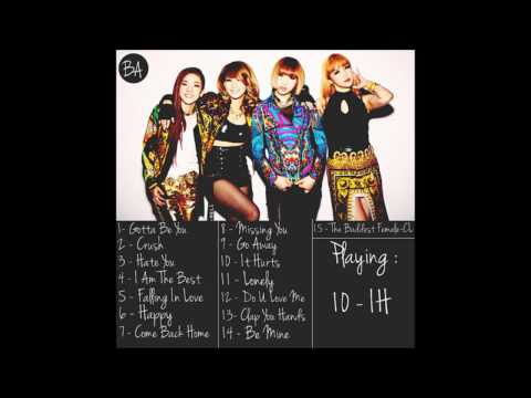 Best Songs  2NE1