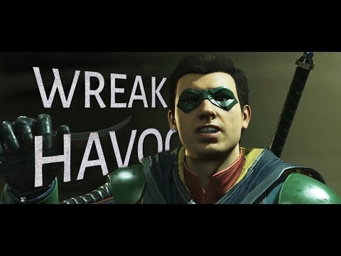 Injustice 2 || Wreak Havoc