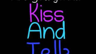 Justin Bieber - Kiss And Tell. [Lyrics]