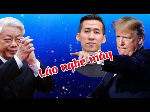 Cố tính xử Will Nguyễn, Nguyễn Phú Trọng chính thức khiêu chiến với Mỹ