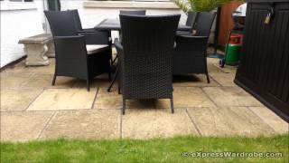 Panama Garden Furniture Set Design - Homebase