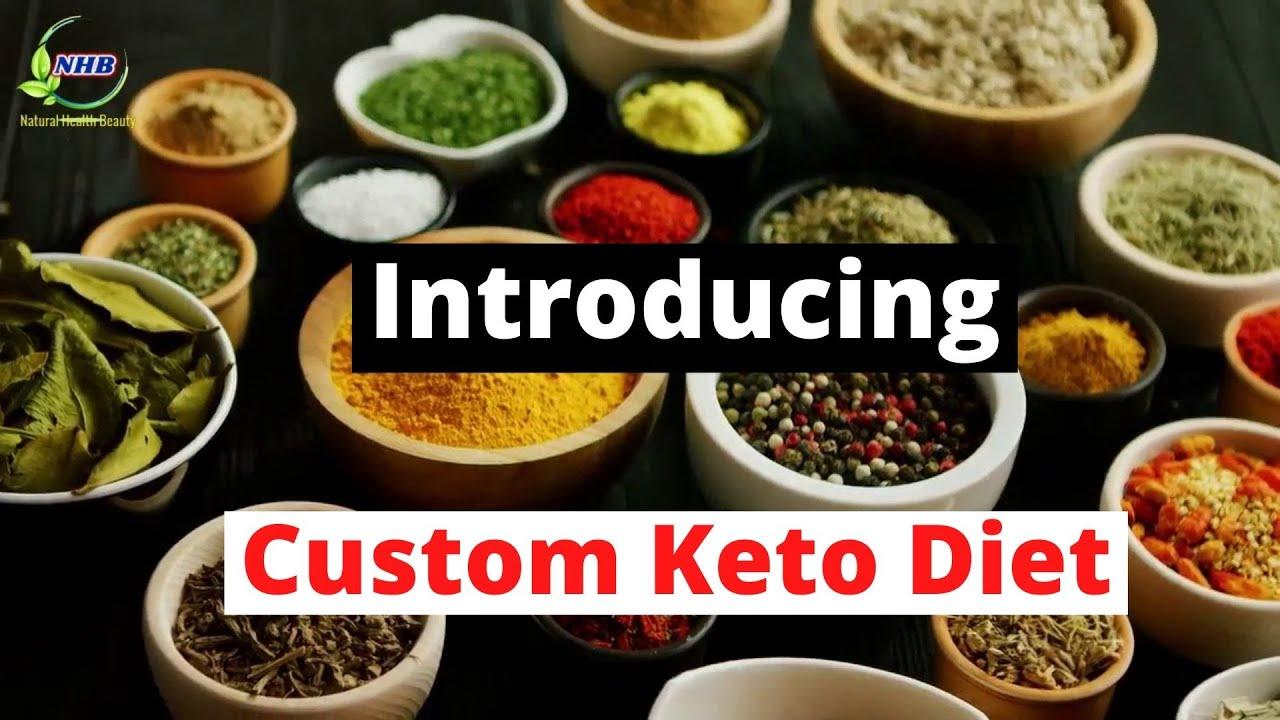 My Plan Keto Custom
