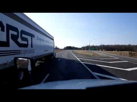 Bigrigtravels Live! - Franklin, Kentucky to Manchester, Tennessee - Interstate 65 & 24  - 1/2/17