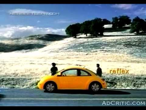 New Beetle Reflex Yellow Commercial - Special Color