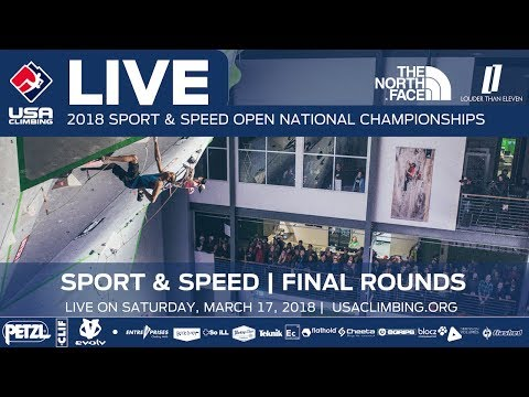Final Round • 2018 Sport & Speed Open National Championships • 3/17/18 6:15 PM PST