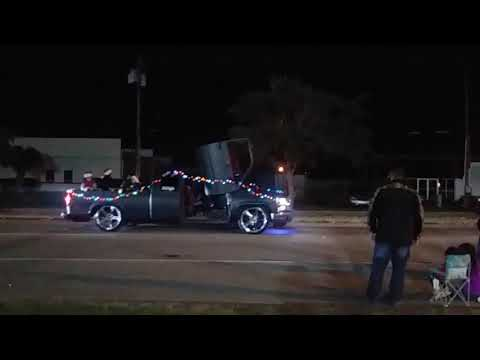 Elsa Texas Christmas Parade 2017