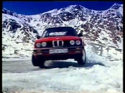 Original BMW E30 commercial 1986 - YouTube