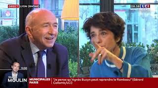 L'interview politique de Gérard Collomb