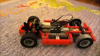 LEGO Drift Car