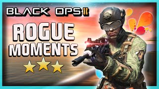 Black Ops 2 - Rogue Moments #7 - Fan Freakout, Jerome Raps, Porno Editor (BO2 Funny Moments)