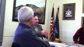 Water committee meeting 01/16/15 part 2