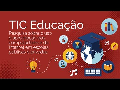Lançamento Pesquisa TIC Educação 2019