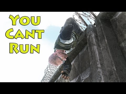 You Can't Run!
