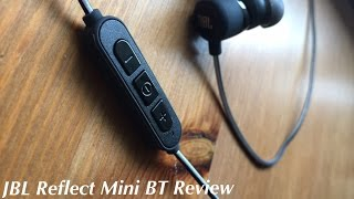 JBL Reflect Mini BT Headphone Review