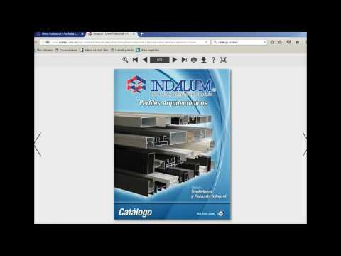 catalogos de Perfiles y Herrajes para ventaneria de aluminio