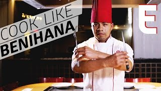 How To Cook Like A Benihana Chef (Or At Least Try) — Consumed