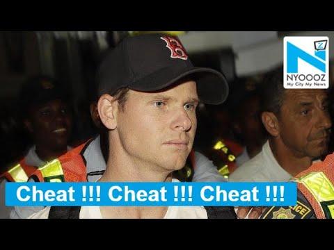 Jeer Steve Smith, Call Him Cheat  NYOOOZ TV