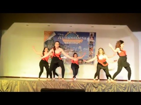 Chapeando Cuban Club - Performance 2016
