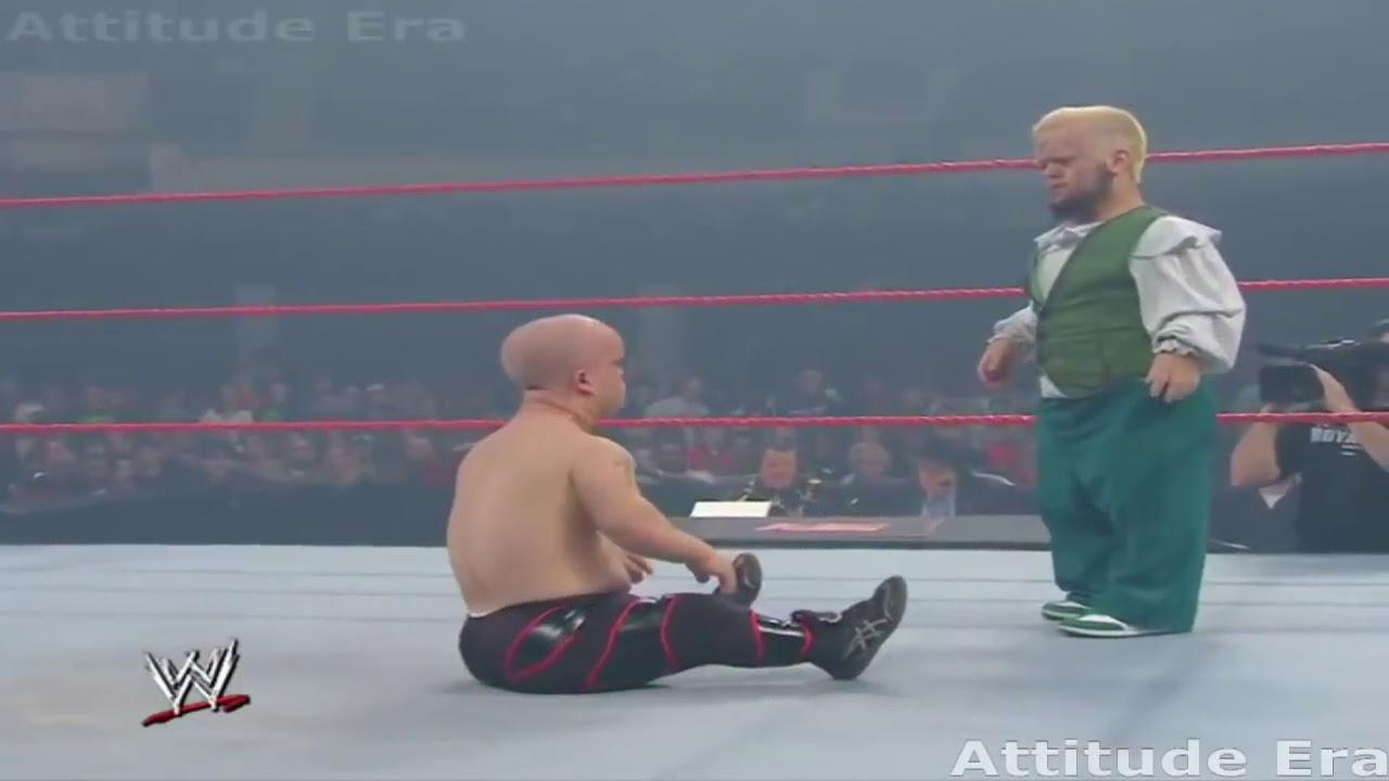 Download Mini Royal Rumble Match Mini Kane Mini Batista Mini Mr Kennedy Hornswoggle