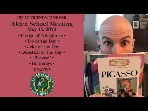 Alden School Meeting | May 15, 2020