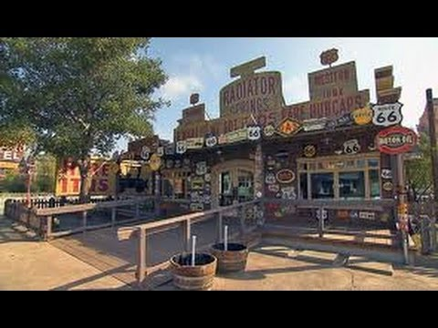 Cars Radiator Springs Curio Shop