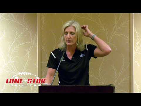 2017 UIL Press Conference - THSCA Coaching School & Convention
