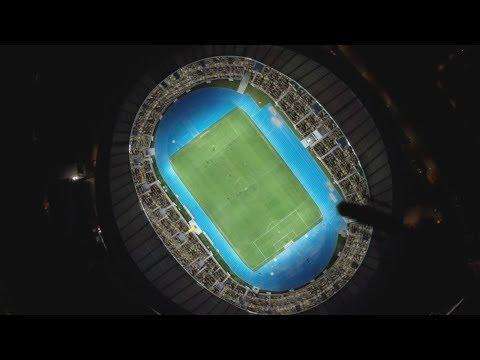 Raiffeisen Bank Albania commercial- Aerial by Vertigo SkyCam