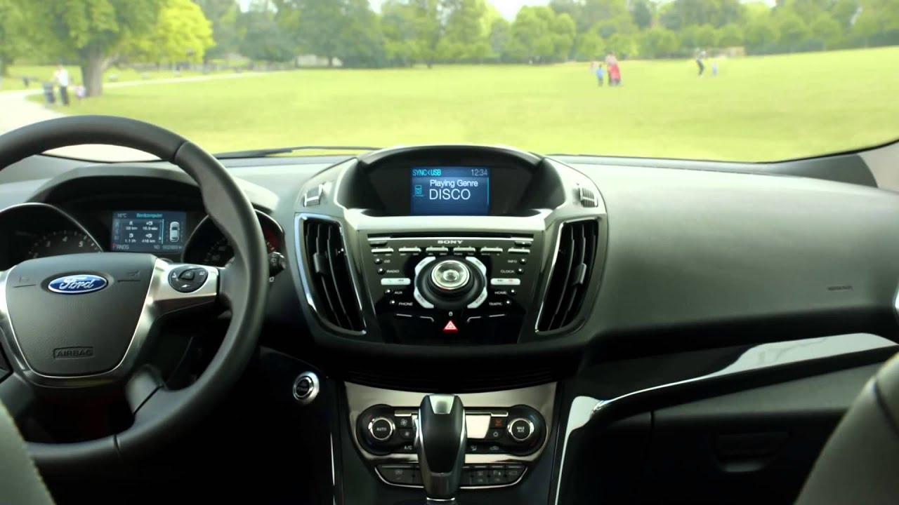 Ford Fusion: Using voice control