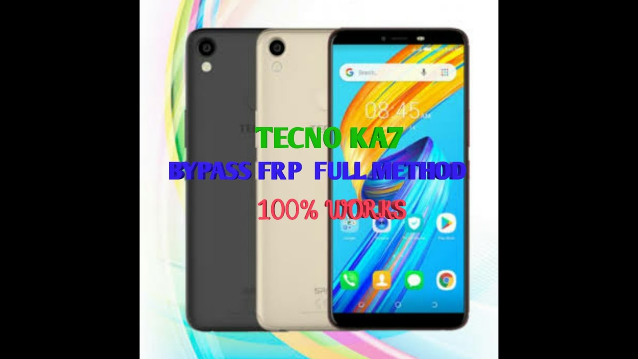 HOW TO BYPASS/REMOVE FRP, FRP LOCK ON TECNO KA7 TECNO SPARK 2  (8 1 0)WITHOUT PC by Albastuz3d