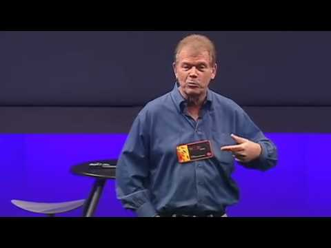 Woody Norris Hypersonic sound and other iventions HSS TEDTalks ...