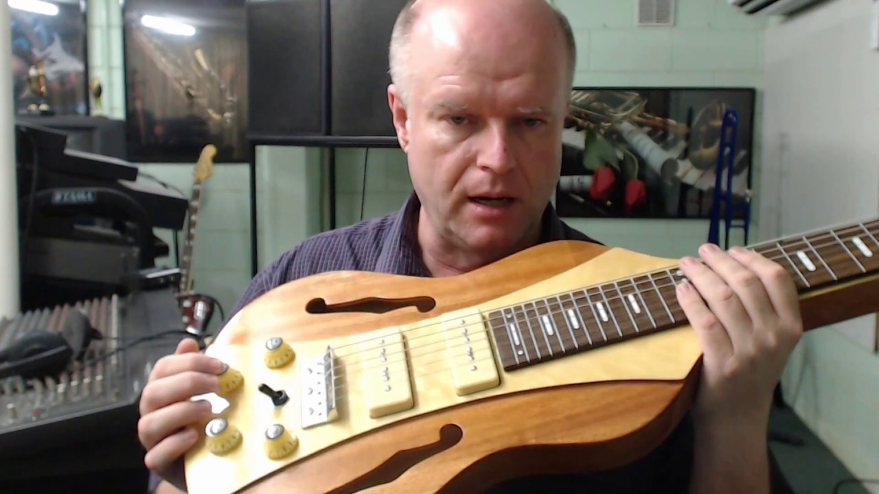 an introduction and a brief evolution of the instrument guitar Part 1 of a brief history of the studio as an instrument traces the when discussing the evolution of the and a crystal-like solo guitar that fades in.
