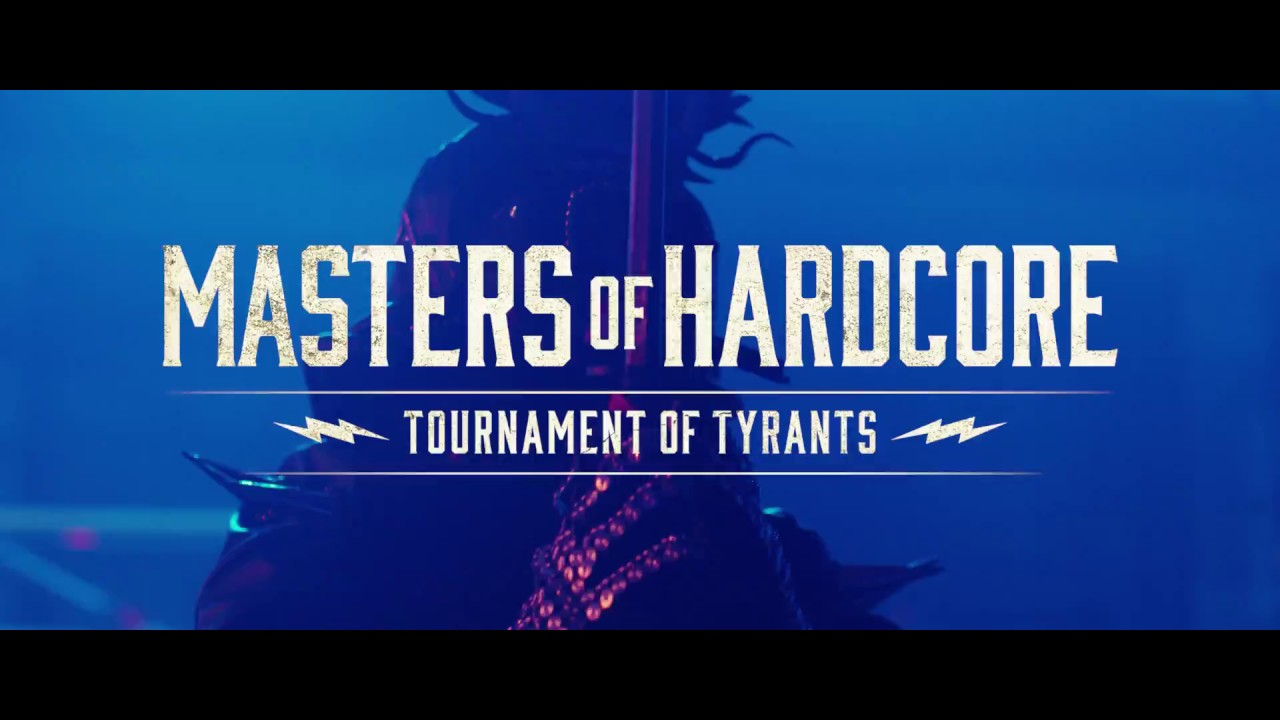 Meltdown Vs Restrained @ MOH - Tournament of Tyrants (Teaser)