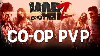 The War Z - Co-op PVP at Night Gameplay HD