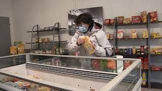 Ouverture de L'épicerie à Montillot (89)