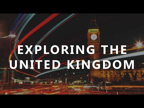 Exploring The United Kingdom.