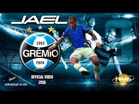 JAEL BEM-VINDO AO GREMIO