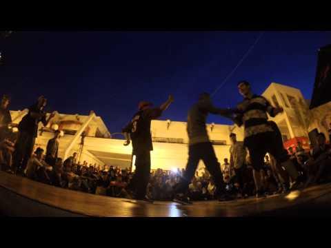 URBAN ESCAPE CREW VS UNIVERSAL ZULU NATION (2ONE FUSION BATTLE BOUMERDES 2015)