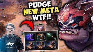 MATUMBAMAN INCREIBLE PUDGE CARRY NEW META! DOTA 2