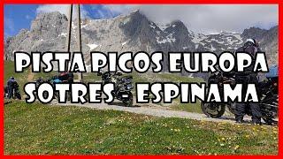 SOTRES ESPINAMA. PISTA PICOS EUROPA