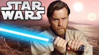 NEW! Obi-Wan Kenobi Movie CONFIRMED!!! Star Wars Explained