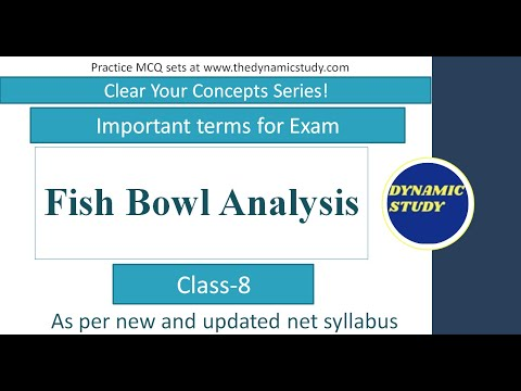 Fish Bowl Analysis Method
