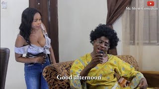 Indecent Dressing In An African Home (Part 2) | MC SHEM COMEDIAN
