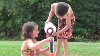 Chocolate Milk Water Gun Fight (WK 28.2)