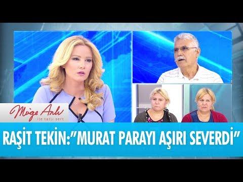 Murat Tekin nasıl kayboldu? - Müge Anlı İle Tatlı Sert 16 Ekim 2018