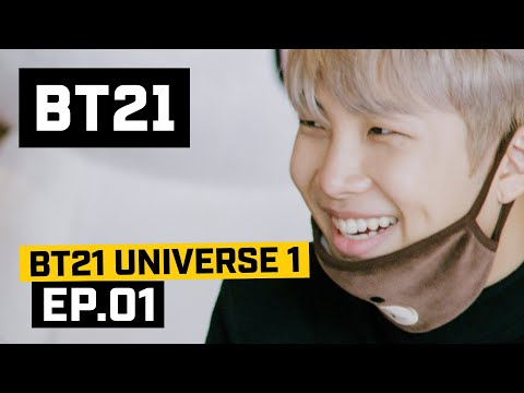 [BT21] Making of BT21 - EP.01